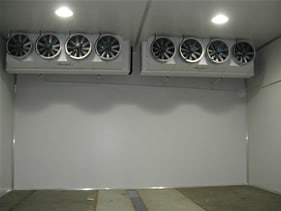 تونل انجماد محصولات