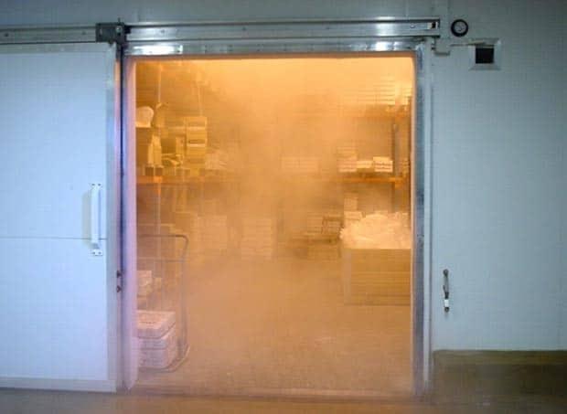 تونل انجماد چیست - کاربرد تونل انجماد در صنعت تبرید
