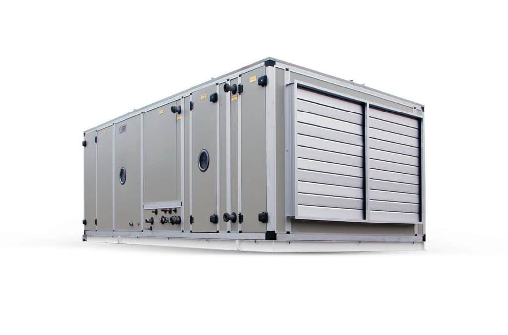 Air Conditioning and Air Handling Unit