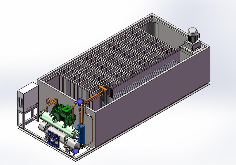 ساخت یخساز - تولید انواع یخ ساز قالبی - خرد - ریز - یخ بهداشتی