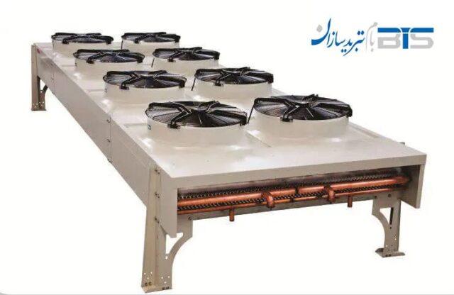 کندانسور – انواع کندانسور – قیمت کندانسور انتقال دهنده حرارت