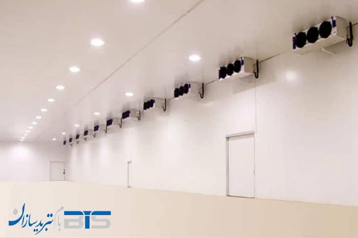 ساخت تونل انجماد - انواع تونل انجماد سریع، سنتی و کرایوژنیک