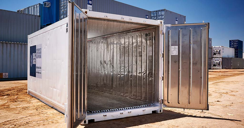 Refrigerated Container1