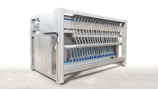 پلیت فریزر - ساخت پلیت فریزر - قیمت فریزر صفحه ای Plate freezers