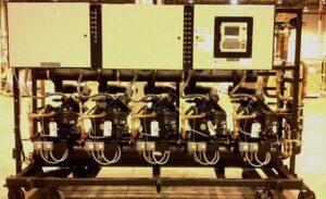 انواع سیستم رک مورد استفاده در سردخانه ها